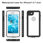 iPhone 7 8 Waterproof Mudproof Shockproof Dustproof Protection Case Cover UK