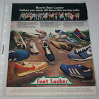 Vintage Shoe Store Sneakers History Advertising Print Ad Poster | You Pick