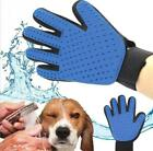 Dog Brush Gloves Deshedding Grooming Cleaning Massage Comb Gloves in Silicone