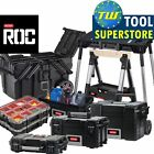 Keter ROC Heavy Duty Pro Gear Mobile Tool Storage Toolboxes Organisers Cases