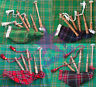 More images of Junior Playable Bagpipes,Child Bagpipe / Kids Toy Bagpipe Different Tartans