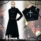 goth aristocrat baroque palace stand-up collar dress suit jacket【CT06101】