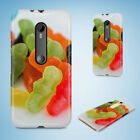 CANDY GUMMY BEAR JELLY BEANS #3 CASE MOTOROLA MOTO E1 E2 G1