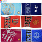 tottenham soccer club - OFFICIAL FOOTBALL SOCCER CLUB LARGE FLAG ROOM MATCH FAN ACCESSORIES NEW