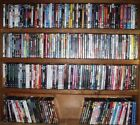 Huge DVD Lot Collection Pick Rare Movies Seasons Make Your Bundle $5.0 USD on eBay
