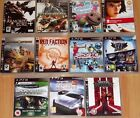 PS3 Sony Playstation 3 Games - MAKE YOUR SELECTION - FREE POSTAGE