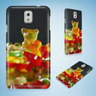 CANDY GUMMY BEAR JELLY BEANS #1 HARD CASE FOR SAMSUNG GALAXY