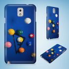 SNOOKER POOL TABLE BALLS 3 HARD CASE FOR SAMSUNG GALAXY ACE 3/4/ALPHA $9.95 AUD on eBay
