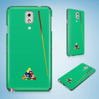 SNOOKER POOL TABLE 2 HARD CASE FOR SAMSUNG GALAXY ACE 3/4/ALPHA $9.95 AUD on eBay