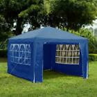 Gazebo Marquee Party Tent Waterproof Garden Patio Pop Up or Standard Outdoor