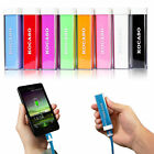 portable battery for iphone 4s - External Portable Power Bank Battery Charger For Mobile Cell Phone 2600mAh