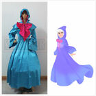 Cinderella Fairy Godmother Dress Adult Halloween Cosplay Costume Custom Made GG