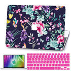 """Hard case Fashion Tropical Floral Prints Cover For Macbook Air 11""""12""""/Pro 13""""15"""