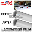 Cold Laminating Film Glossy Gloss Clear Monomeric 3 mil Lamination Poster Sign