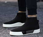 Mens High top Athletic Fashion Breathable Casual Sneakers Running Shoes AU Boys