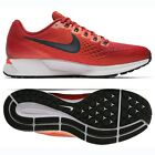 Nike Air Zoom Pegasus 34 880555-600 Gym Red/Armory Navy Men's Running Shoes