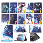 Star Wars Folio Leather Magnetic Stand Case Cover For iPad 2/3/4 Mini Air 2 Pro $9.29 USD on eBay