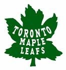 Toronto Maple Leafs Sticker Decal S124 Hockey YOU CHOOSE SIZE $14.95 USD on eBay