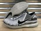 Nike Zoom Trout 3 Turf TF Trainer Shoes Gray Black White SZ  844628 002