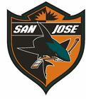 San Jose Sharks Sticker Decal S180 Hockey YOU CHOOSE SIZE on eBay