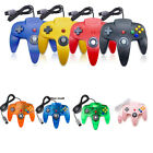 Retro Wired N64 Controller Gamepad Joystick for N64 Game System Mario Kart
