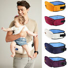Внешний вид - Baby Carrier Hipseat Walkers Baby Sling Backpack Belt Waist Hold Infant Hip Seat