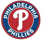 Philadelphia Phillies Sticker Decal S215 Baseball YOU CHOOSE SIZE on Ebay