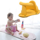 Baby Infant Kids Toddler Bath Seat Ring Safety Comfort Chair - Mat Pad Tub Toys
