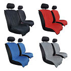 Sweat Towel Fitness Gym Beach Outdoor Front Bucket Seat Cover for Car Truck SUV
