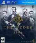 playstation 4 1886 - The Order: 1886 (Sony PlayStation 4, 2015)