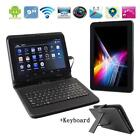 "9"" inch Google Android4.4 A33 Quad Core 1+ 8GB Tablet PC Black +Keyboard Bundle"
