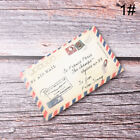 Vintage envelope contract memo pad paper sticky notes notepad school supplies WH