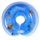Inflatable Newborn Swimming Neck Circle Ring Infant Bath Safety Aid Trainer Ter