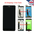 LCD Screen Display Digitizer Touch Tools For XIAOMI HONGMI REDMI NOTE 4/NOTE 4X