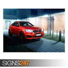 BMW X6 F16 AC SCHNITZER (ZZ002)  CAR POSTER - Photo Poster Print Art * All Sizes