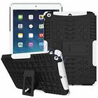 Shockproof protector Stand hard Back Case Cover For iPad air & iPad Mini 1/2/3