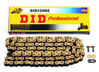 Chain Driveshaft DID 428NZ Sdh Gold & Black (with Choice of Nb of Link)