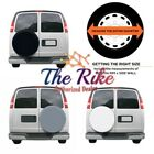 Classic Accessories RV OverDrive Custom Fit Spare Tire Cover NEW