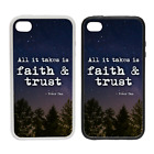 Movie Quotes - Peter Pan - Rubber and Plastic Phone Cover Case #1 -Motivational