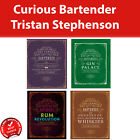 Tristan Stephenson Curious Bartender books artistry and alchemy Rum Revolution