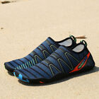 Mens Water Shoes Barefoot Aqua Socks Swim Shoes Walking Running Quick Dry