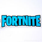 FORTNITE KEYRING - Key Fob Chain Party Bag Filler Battle Royale Xbox PS4 PC Gift