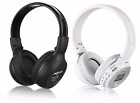 Wireless Headphone Bluetooth Foldable For FM Mic Support TF Card With LCD Screen
