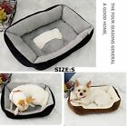 Pet Bed Dog Cat Kennel Soft Cushion Mat Puppy Home Resting Sleeping Pad S/M/L