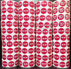 NEW! GLOSSY ROLL OF 1000 ⭐U-PICK!⭐ CLASSY ROUND PRICE POINT LABELS TAGS STICKERS