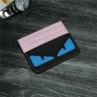 Fendi Wallet Monster Eyes Wallets With Card Holder Fashion Wallet And Purse New