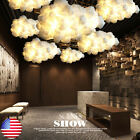 2x Floating Cloud Pendant Light Lamp Droplight Home Bar Office Hotel Decor 40cm
