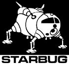 Red Dwarf Vinyl Decal Car Laptop Sticker - Rimmer Smeg Starbug Jupiter Mining
