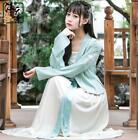 Dress Skirt Ancient Chinese Hanfu Fashion Flower Dress for Women Girls Top 2018