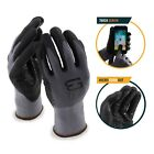 Better Grip Flex BGFLEXDOT Micro Foam Work Gloves with Dots For Smart Phone